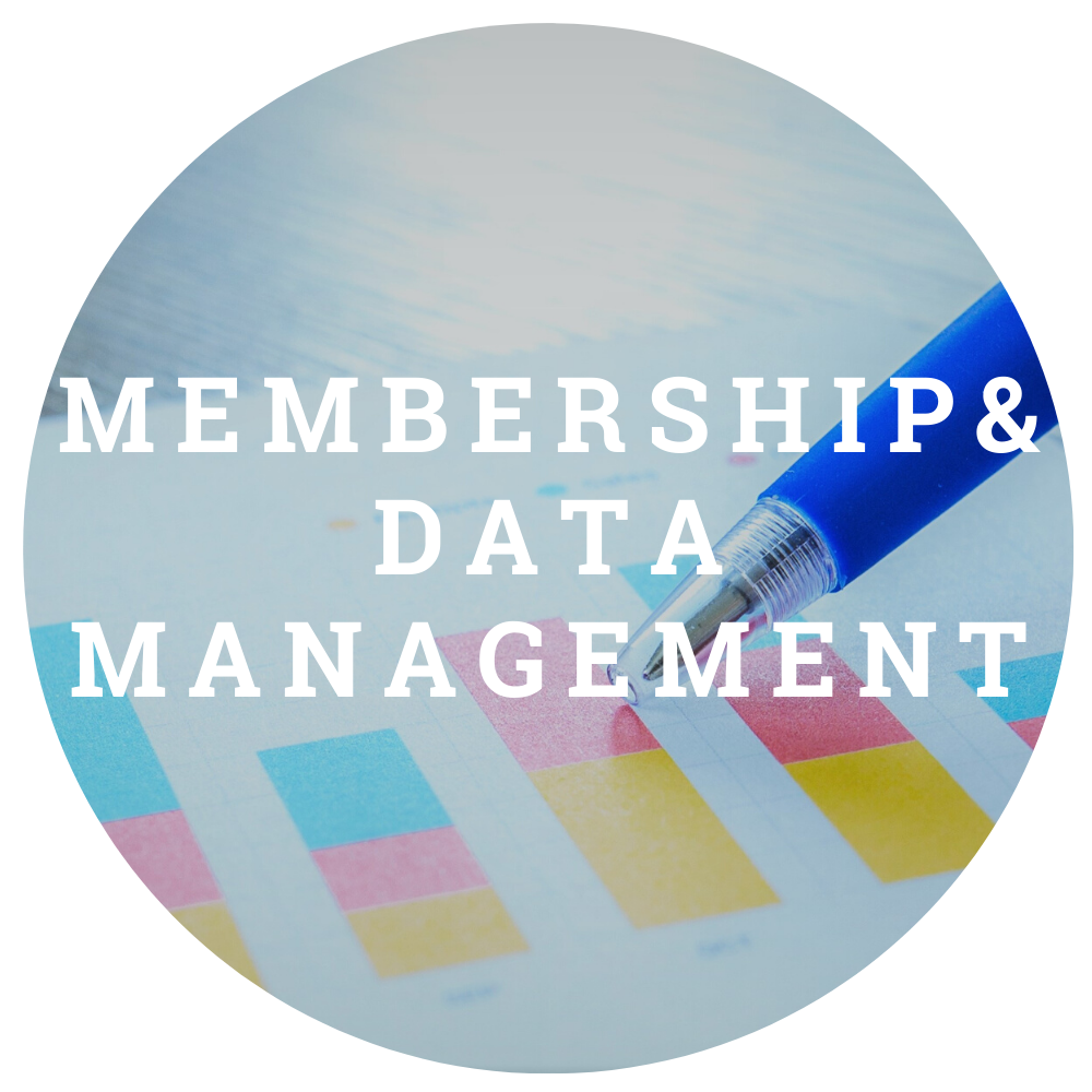 Click to view Membership and Data Management Services